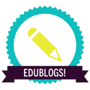 Edublogs Experience!