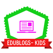 Students using Edublogs!